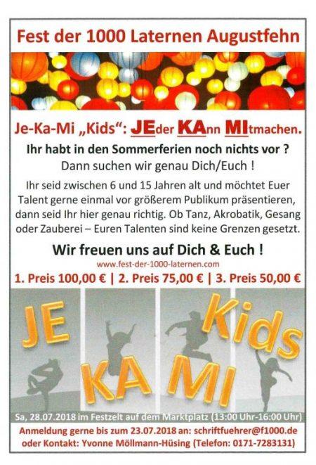 Je-Ka-Mi Kids