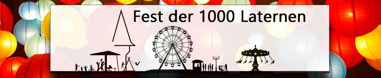 Fest der 1000 Laternen